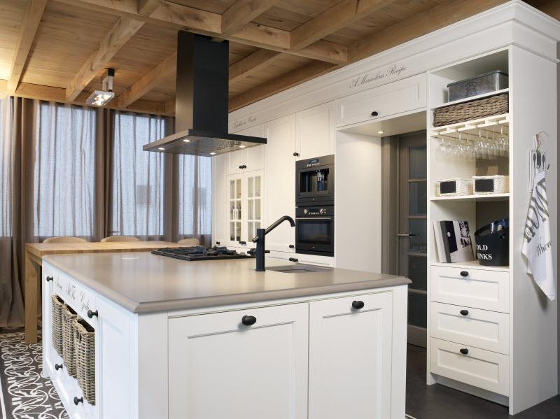 Keukenstudio stoof landelijke keukens stoer en robuust