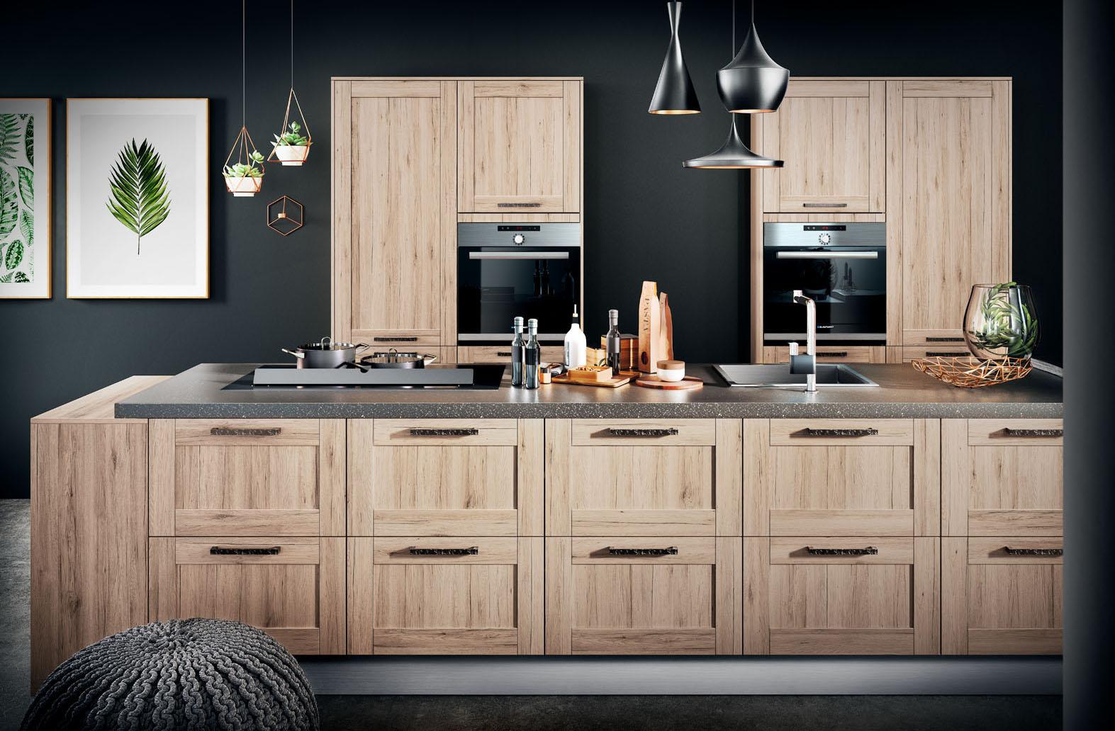 Stoere Keuken Wood : Oldwood keukens de nieuwe trend in keukens