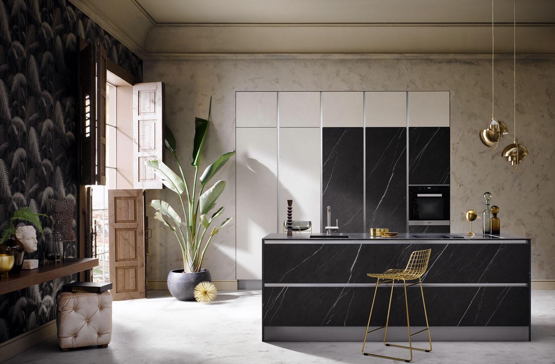 Keuken Beton Moderne : Keukenstudio stoof moderne keukens